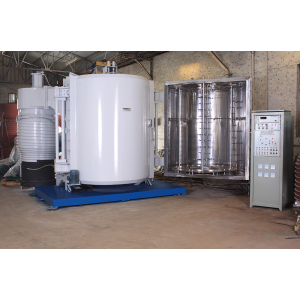 evaporated vacuum coating machine