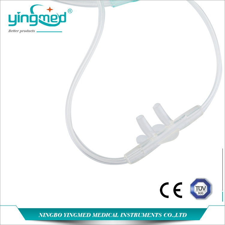 Disposable Nasal Oxygen Cannula