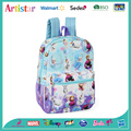 DISNEY FROZEN blue license school backpack
