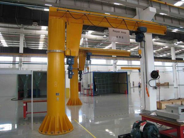 High Quality Workshop 10 Ton Jib Crane