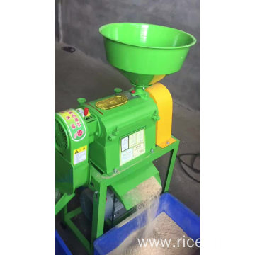 Small rice mill paddy pounder combined rice mill machine