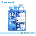 Snow world 15T Tube Ice Machine