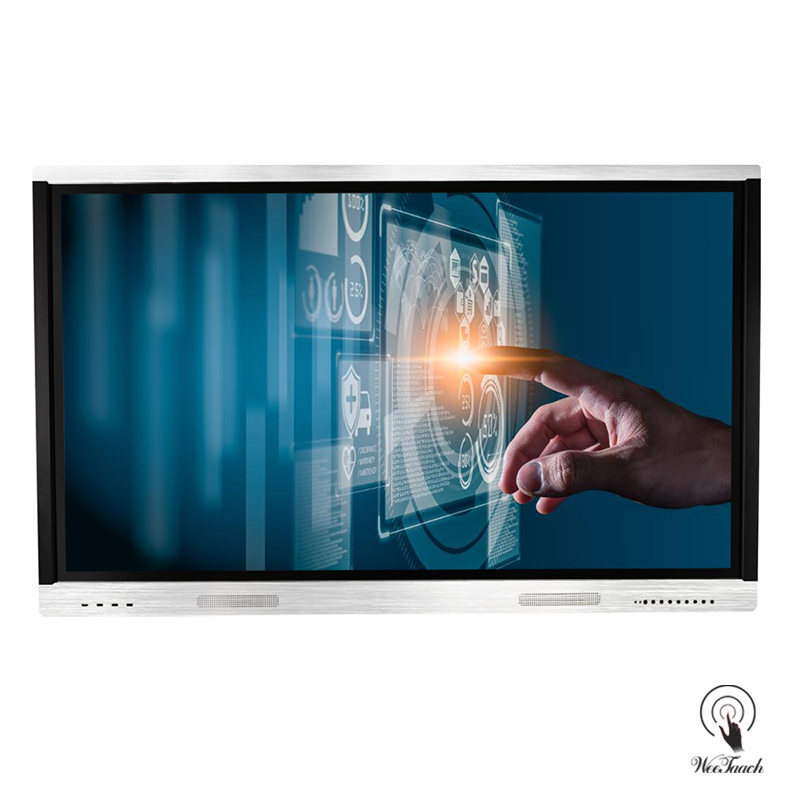 70 inches duel-system interactive smart panel