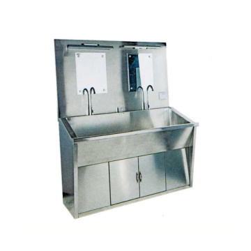 Stainless steel sensor wash basin for hospital