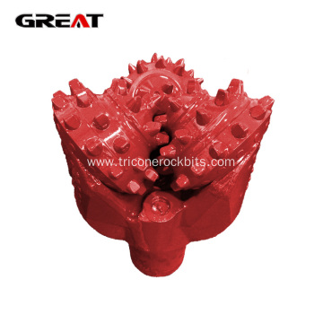 Carbide insert rock bit for drilling well