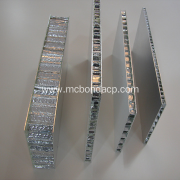 Exterior Waterproof Wall Cladding Aluminum Honeycomb Panel