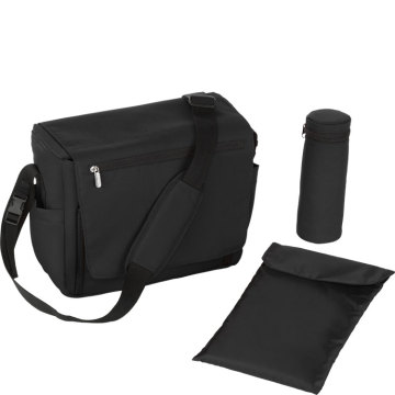 Adjustable Messenger Adult Dispenser Diaper Bag