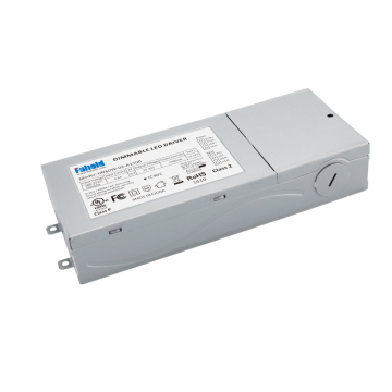 Junction Box LED Driver pou Troffer 1.5A