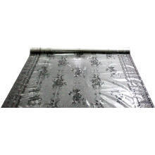 3D Transparent Emboss Tablecloth