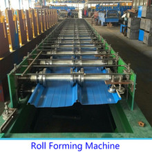 OEM China for Plc Standing Seam Roll Forming Machine Could Standing Seam Making Machine supply to United States Supplier