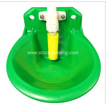 Drinking system/Plastic Cow Goat Sheep Drinking Water Bowl