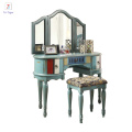 Classic American style dressing table luxury dresser