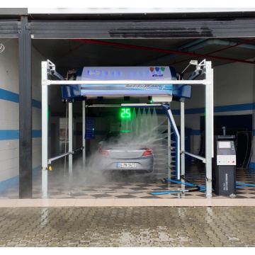 360 eco car wash inc automatic brushless washing