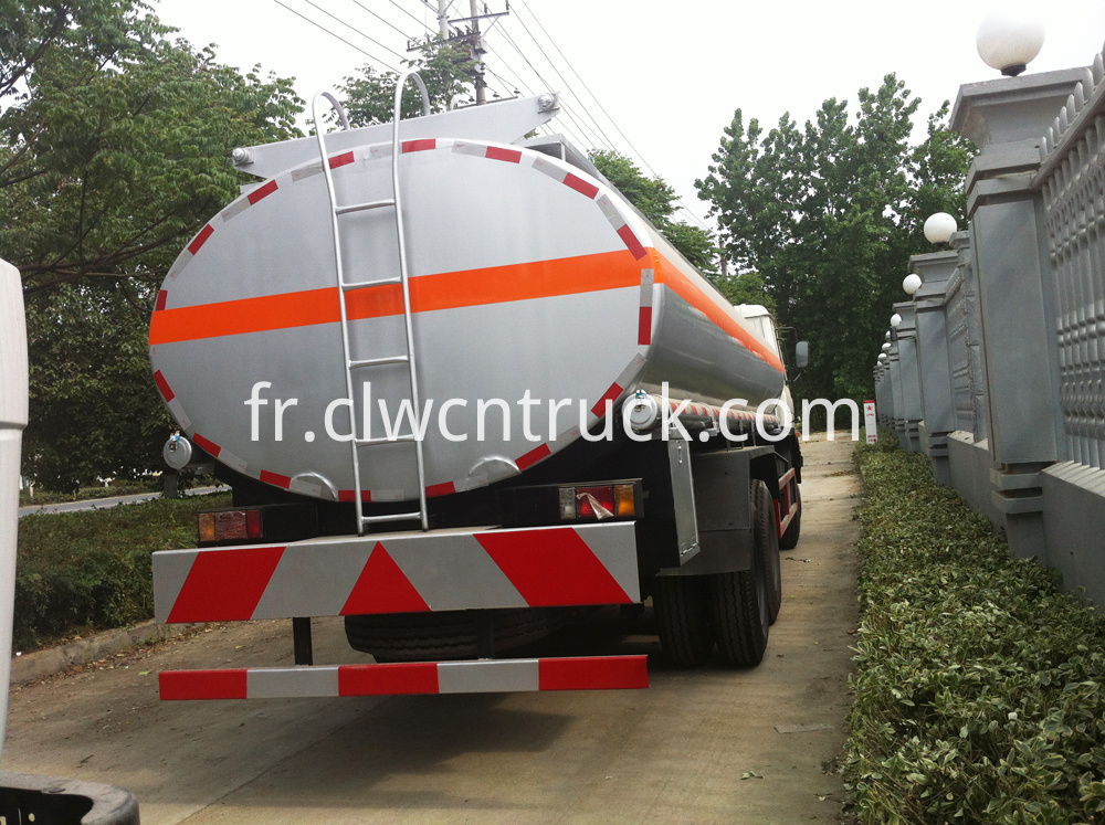 new dongfeng fuel truck 4