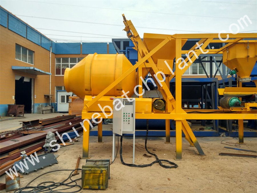 20 Mobile Concrete Batch Plant 05
