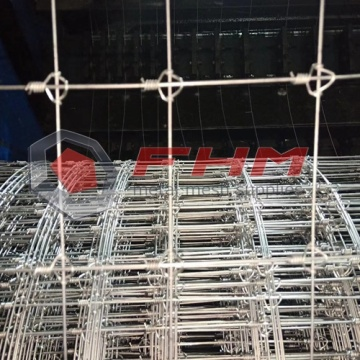 New Delivery for for China Deer Fencing,Deer Fence,Deer Netting Manufacturer Galvanized Fixed Knot Farm Fence for Deer supply to Germany Supplier