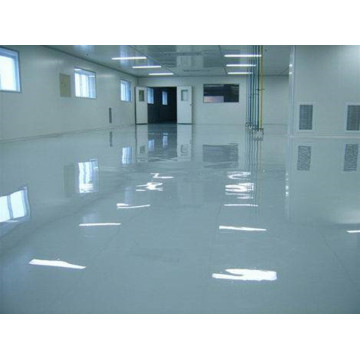 Food grade epoxy self-leveling floor paint