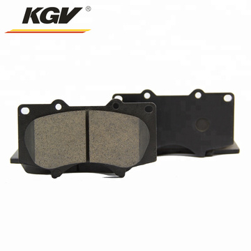 04465-35290 Ceramic Disk Brake Pad for Toyota Hilux