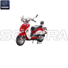 Benzhou YY50QT-21A Complete Scooter Spare Parts Original Quality