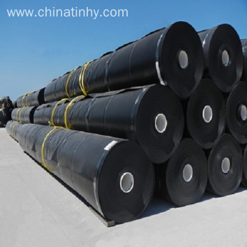 Water Containment HDPE/LDPE/LLDPE/PVC Geomembranes