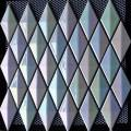 Ceramic Mixed Glass Mosaic Tile