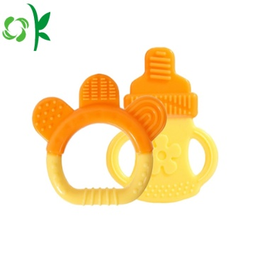 High Quality Silicone Rubber Nipple Shaped Teether