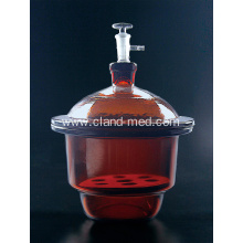 Factory provide nice price for Distilling Apparatus Vacuum Desiccator Amber supply to Sri Lanka Manufacturers