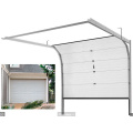 Residential Aluminum Alloy Garage Door
