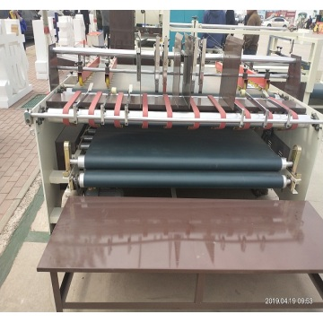 Semi automatic Press model Folder Gluer