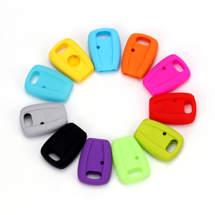 Soft Rubber key cover