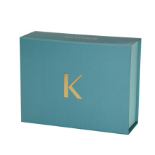 Collapsable Folding Flat Custom Gift boxes Packaging