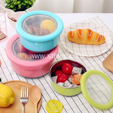 Stainless Steel Lunch Box Food Storage Container