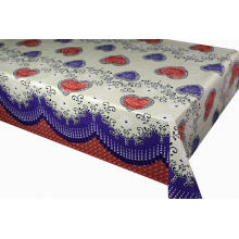 Pvc Printed fitted Seater Dining table covers