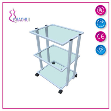 Metal Multifunction Trolley For Salon