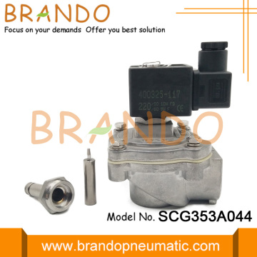 SCG353A044 1'' Integral Pilot Operated Pulse Valve