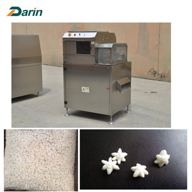 grain puffing extruder machine