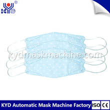 China Top 10 for Boat Shape Mask Making Machine Fully Automatic Fish Type Mask Making Machine export to Poland Wholesale