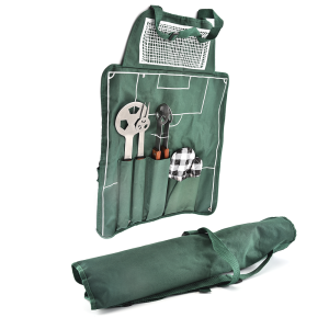 Top Suppliers for BBQ Aprons Football Shaped BBQ Tools With Apron Bag supply to India Factory