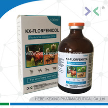 High Quality for Animal Medicine Oxytetracycline Injection Florfenicol injection for animal use supply to Italy Factory