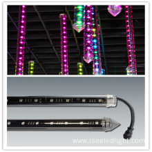 Nightclub 360 degree dmx led 3d tube