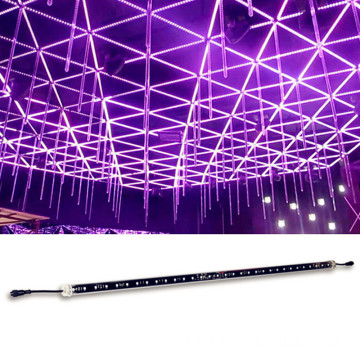 Stage 3d Rgb Led DMX Meteor Tube Light