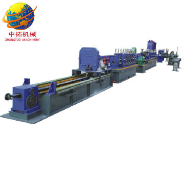 High Frequency Welded Steel Tube Mill Line