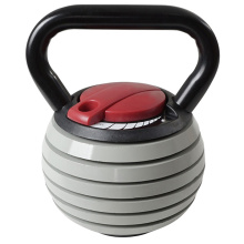 OEM for Fitness Equipment Kettlebell Weight Adjustable Cast Iron Kettlebell export to Honduras Supplier