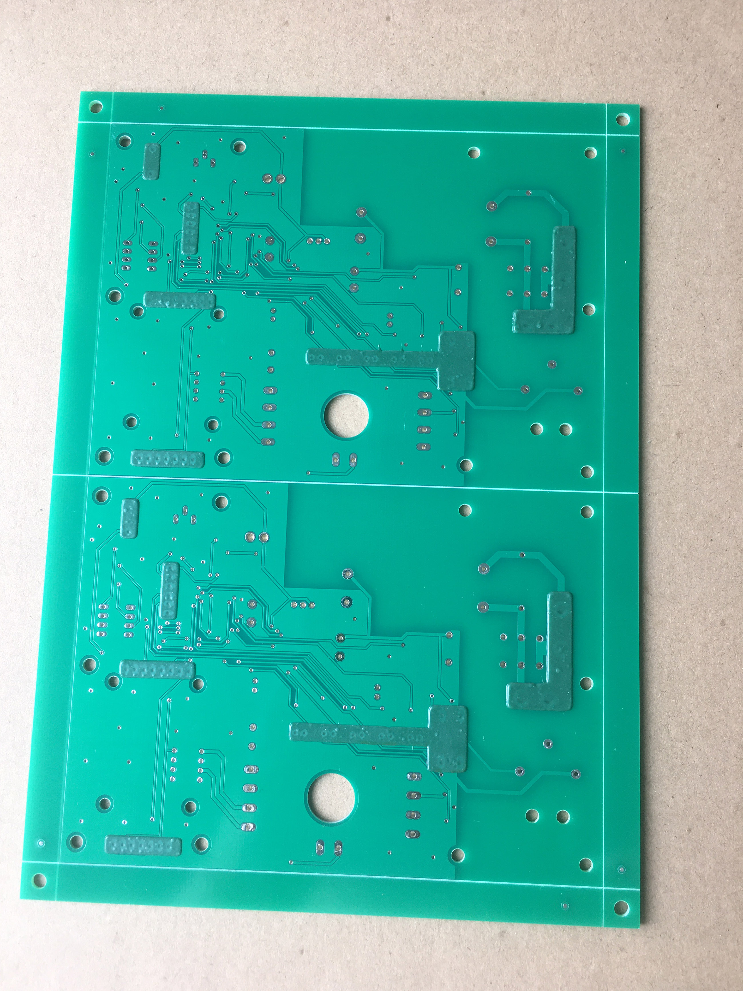 What is peelable solder mask