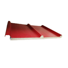 low cost roof insulation metal panels for warehouse