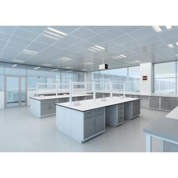 iso class medical cleanroom with clean HVAC system