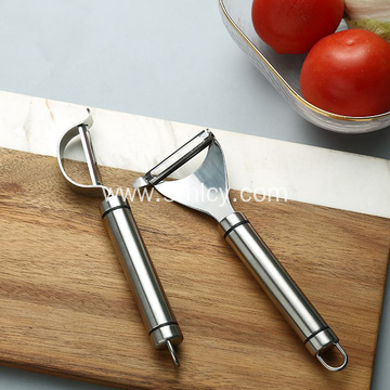 Stainless Steel Vegetable Fruit Peeler Kitchen Gadget