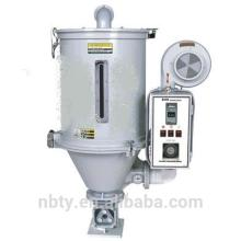 hooper dryer for plastic high speed machine