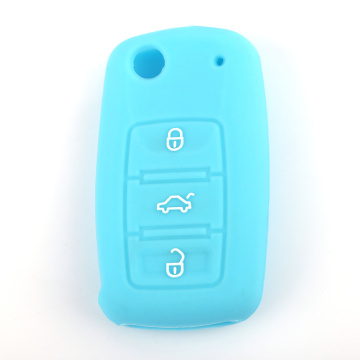 Vw Silicone Car Key Case for Golf 6