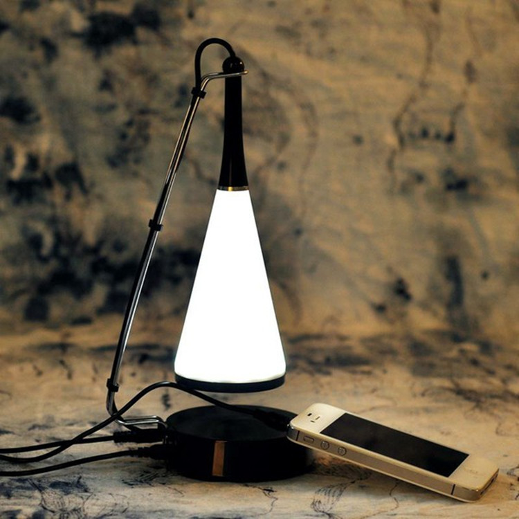 5V Touch Sensor LED Music Table Lamp